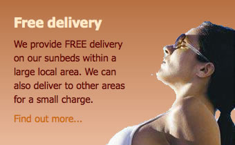 Free delivery - click to find out more